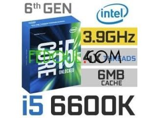 I5 6600k + B150M night elf