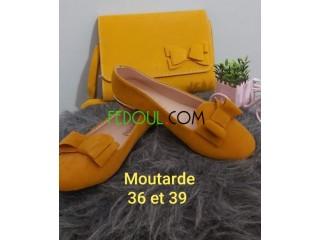 Ensemble sac chaussures