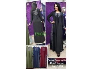 Des robe style hijab