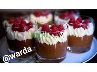 Gâteaux traditionnels et modernes