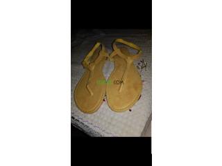 Sandale marque Tex