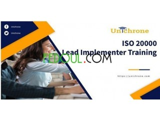 ISO 20000 Lead Implementer Training in Algiers Algeria