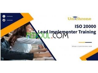 ISO 20000 Lead Implementer Training in Algiers Algeria
