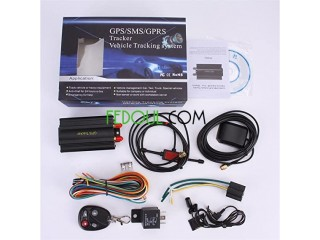 GPS TRACKER AUTO & MOTOلحماية السيارات والدراجات من السرقة