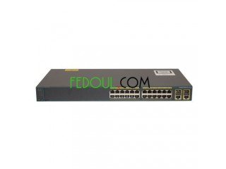 Cisco Catalyst 2960-24TC-L Switch