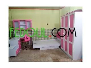 غرفة نوم للاناث