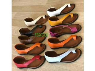 Sandale d'été