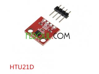 Capteur numérique d'humidité et de température HTU21D