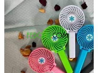 Mini ventilateur portable rechargeable