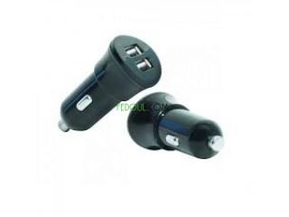 Chargeur de téléphone double USB