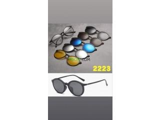 Lunettes optique avec 05 applique