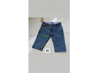 Short jeans bon qualité