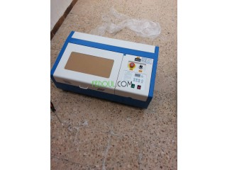 Machine cnc laser 40w