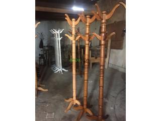 Porte manteaux en bois hêtre
