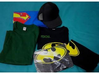 T-shirts sol's français
