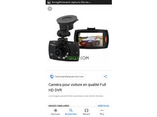 Vent caméra de voiture