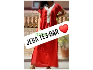 Jebba te3 dar ( robe de maison ) turque