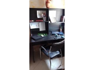 Bureau plus chaise