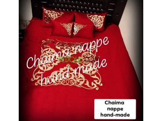 Chaima nappe hand-made