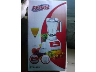 Mixer chemix