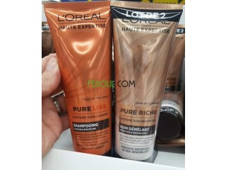 Shampoing l'oreal sans sulfat