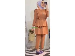 Ensemble hijab