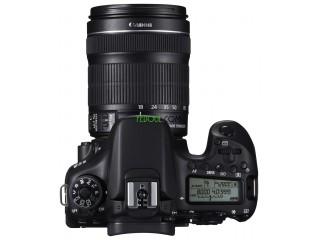 Appareil photo numérique canon EOS 7D