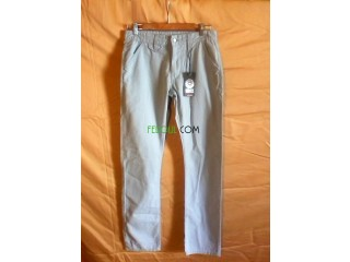 Pantalon toile marque- COMPLICE - سروال طوال ماركة NEUF. Taille- 40 – جديد طاي -