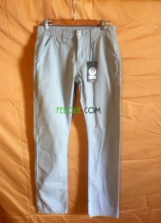 pantalon-toile-marque-complice-sroal-toal-mark-neuf-taille-40-gdyd-tay-big-0