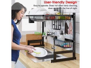 Egouttoir Stainless Steel Dish Rack