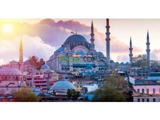 Vacances istanbul SUPER PROMO REMISE jusqua 10 000 da