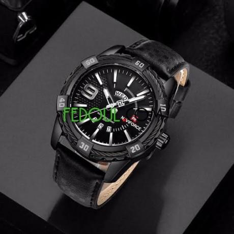 montre-homme-bracelet-en-cuir-noir-silver-big-0
