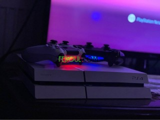 PS4 Fat 500 GB