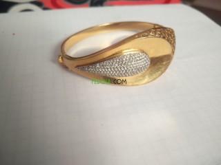 Bracelet en or italien 18 carats