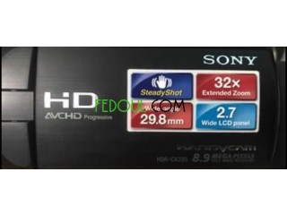 Handycam Sony HDR-CX220