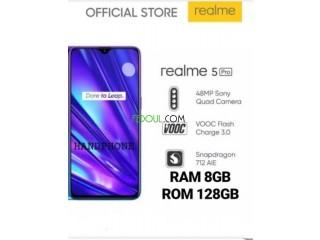 Smartphone realme 5 pro