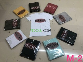 T-shirts gros