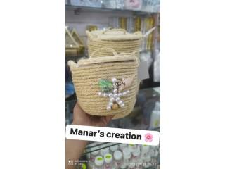 Manar's creation