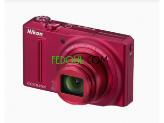 Nikon Coolpix S9100 Appareil photo