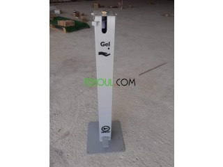 Distributeur gel hydro-alcoolique