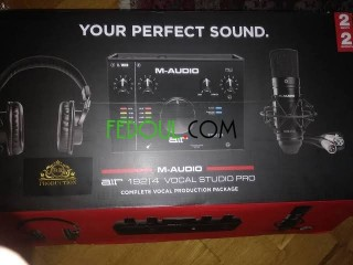 Pack m audio