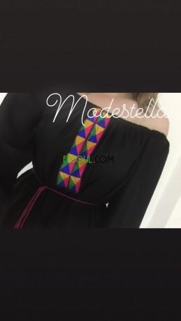 robe-yass-disponible-en-noir-rose-bleu-roi-et-jaune-big-2