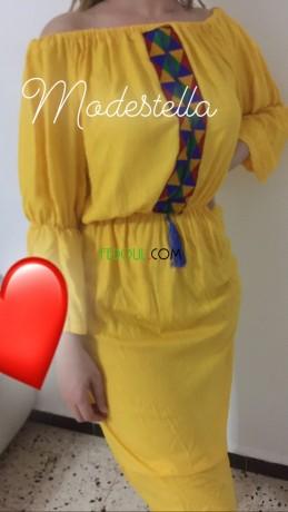 robe-yass-disponible-en-noir-rose-bleu-roi-et-jaune-big-3