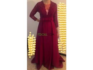 Vente robe de soirée