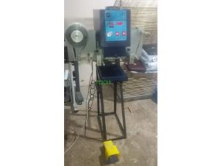Machine Presse a chaud