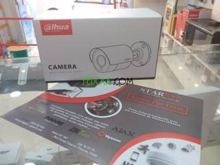 Caméra de surveillance et alarme