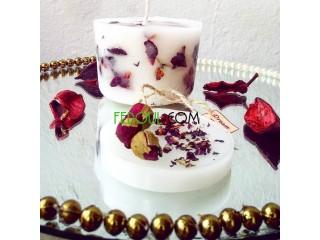 Bougies et fondants parfumée