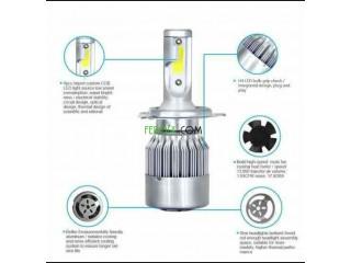LED H4 ultra high xenon pour moto et voiture