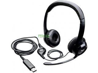 Casque Audio LOGITECH H390 USB etal Moyenne