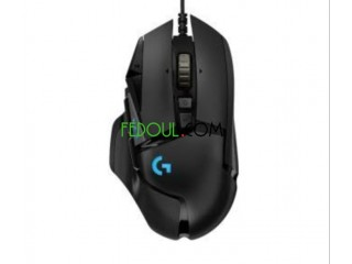 Souris gamer logitech g502hero